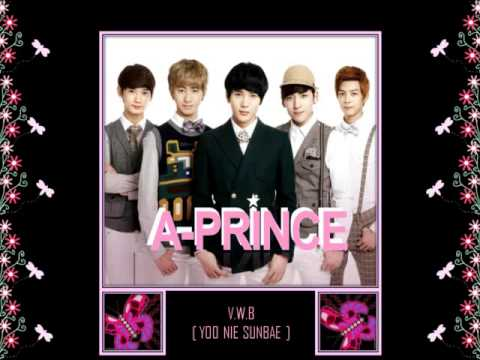 A-PRINCE- OH MY GIRL [AUDIO]