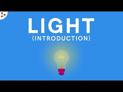 Physics - Introduction to Light - CBSE Class 8