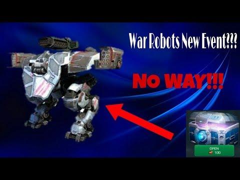 War Robots Chest Opening - Getting A Lancelot