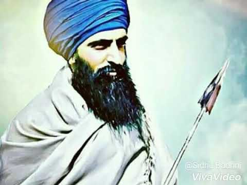 Whatsapp Status Eh Baaz Ikala Hai ..Sant Baba Jarnail Singh Ji Bhindra Wale