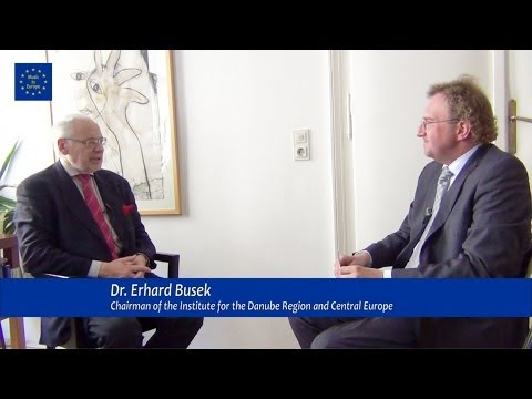 "Erhard Busek - ""Music in Europe : DIALOG"" (en)"