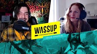 Masterclass: Helen Hindpere Talks About Writing Disco Elysium: The Final Cut