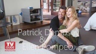 Patrick Dempsey & Ellen Pompeo - Ed Sheeran - Friends