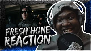Unknown T - Fresh Home (REACTION)