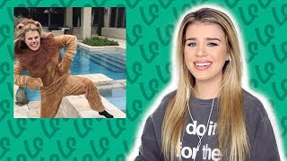 reacting to my old vines *hiZUUH*