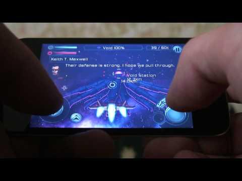 Galaxy On Fire 2. Gameplay Final Battle HD