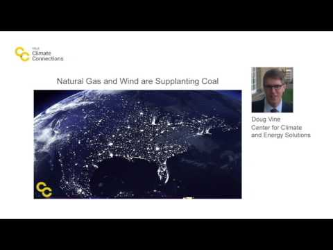 Natural Gas and Wind are Supplanting Coal
