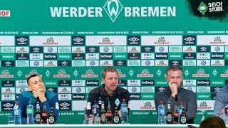 Vor Bayern: Highlights der Werder-Pressekonferenz in 189,9 Sekunden