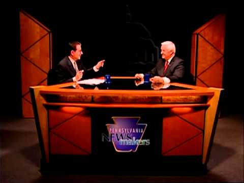 Interview with Governor Tom Corbett [Pennsylvania Newsmakers]