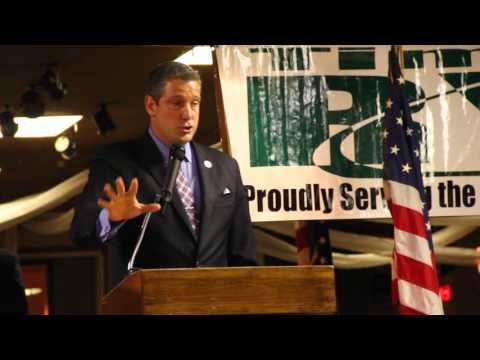 Tim Ryan Smoker Speech 2016
