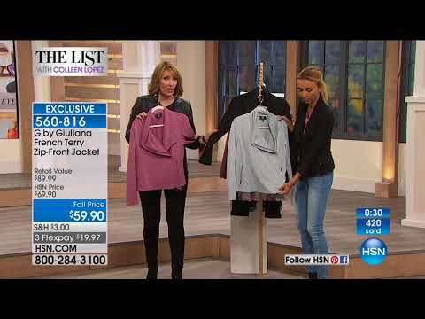 HSN | The List with Colleen Lopez 08.24.2017 - 10 PM