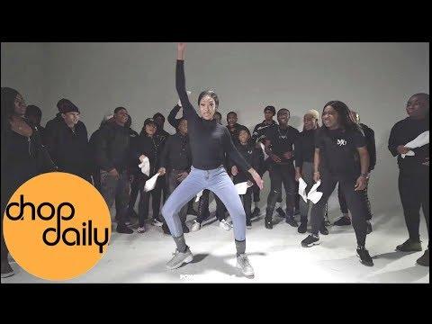 Sona - Kanda (Zanku Dance Cypher) | Chop Daily