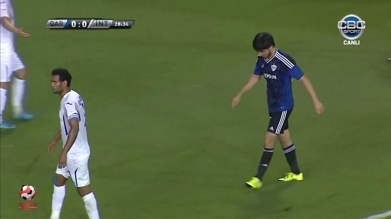Qarabag 1-0 FK Inter Baku