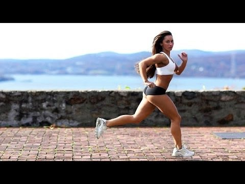 20 min. Weight Loss HIIT Running Workout Routine