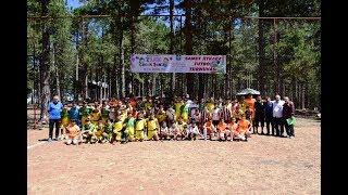 Osmaniye Belediyesi 25. Zorkun Yaylası Çocuk Şenliği Futbol Turnuvası