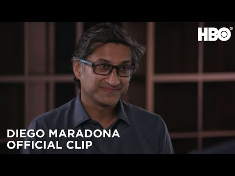 Diego Maradona (2019): Conversation with Roger Bennett and director Asif Kapadia (Clip) | HBO