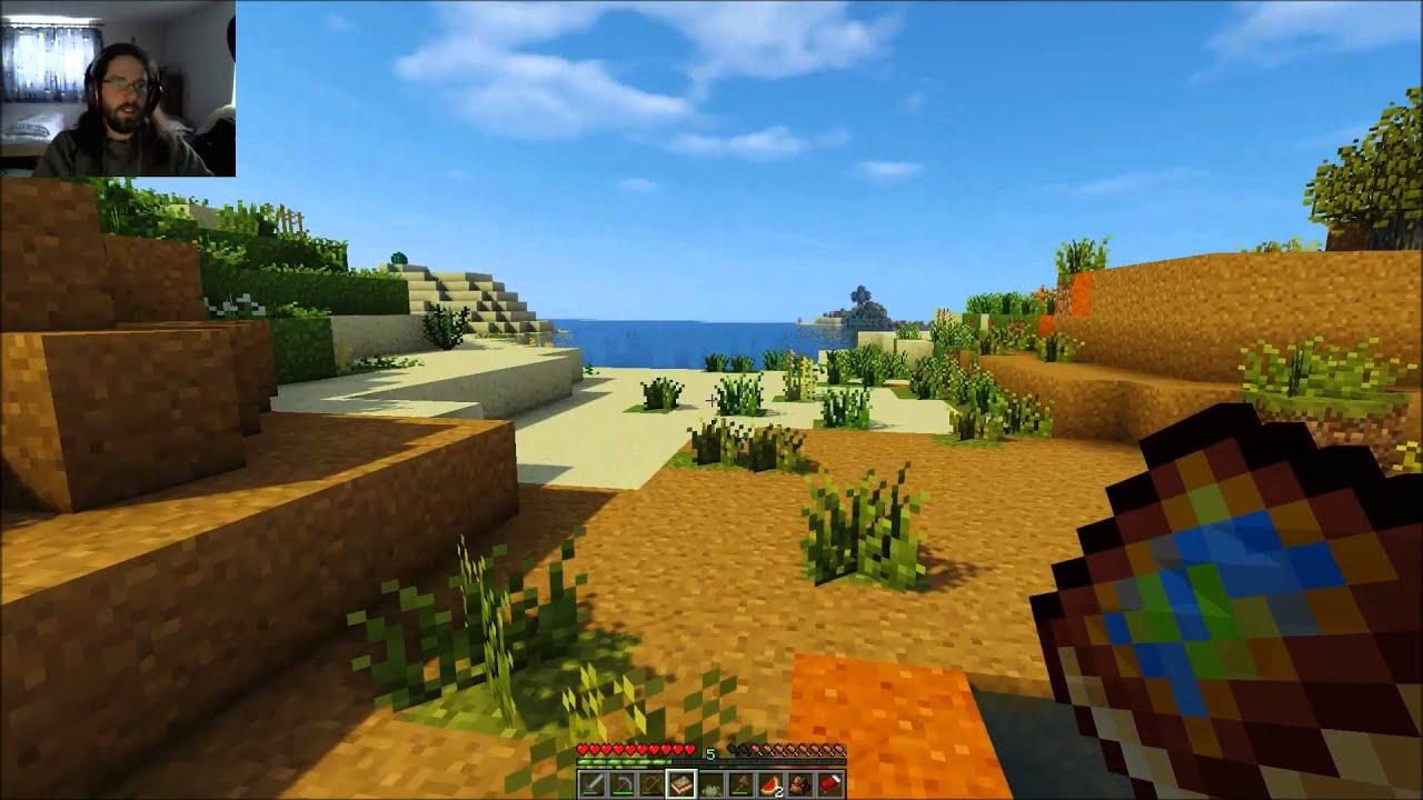 Minecraft Störung