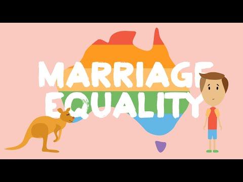 Same-Sex Marriage Australia: Marriage Equality