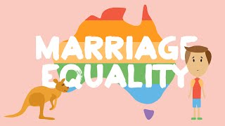Same-Sex Marriage Australia: Marriage Equality