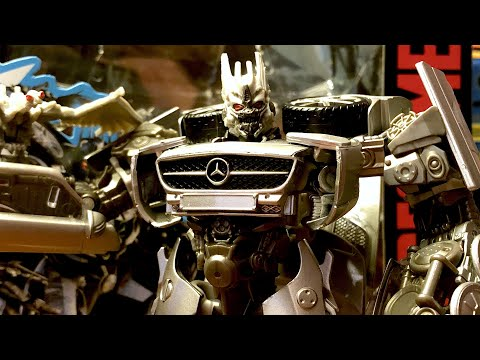 Transformers Studio Series Soundwave Review (обзор)