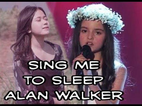 Bianca jodie vs Angelina jordan suara emas sing me to sleep how is better.