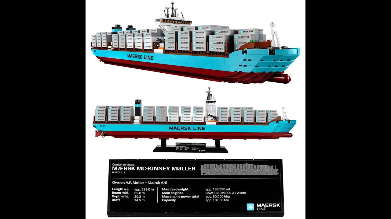 maersk tripel e vessels Maersk triple e class container ship a quarter of a mile long and taller than the london olympic stadium, to call the triple-e cargo ship from global shipping company maersk big is a huge understatement.