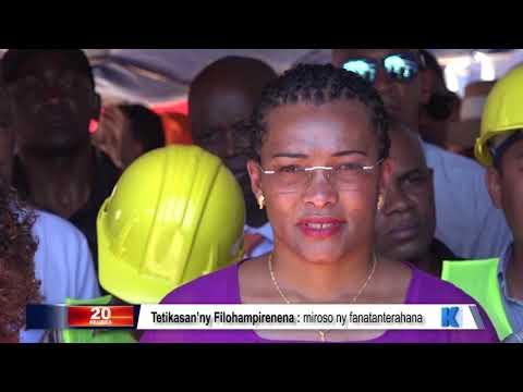INFO K MADA : PRM Mahajanga DU 05 OCTOBRE 2019 BY KOLO TV