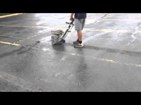 How To Remove Paint Lines From Asphalt