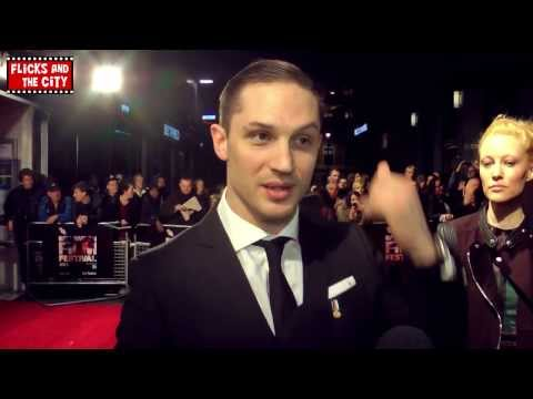 Tom Hardy Interview - Mad Max 4 Fury Road, James Bond & Locke