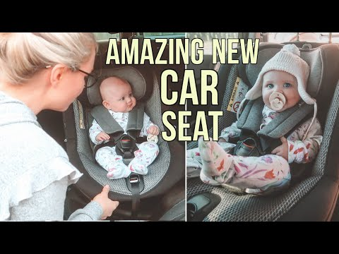 BABY LOVES HER NEW CAR SEAT!   CHRIS & EVE   AD