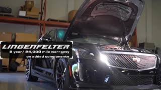 800 HP Package - LT4 Cadillac CTS-v - Lingenfelter Performance and Engineering