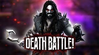 Lobo is The Main Man in DEATH BATTLE!