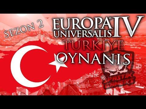 HAYATIMIZ PAMUK İPLİĞİNE BAĞLI / Europa Universalis IV Türkiye : Sezon 2 - Bölüm 3