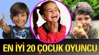 Türkiye'nin En İyi 20 Çocuk Oyuncusu! Peki Sizin Sıralamanız?