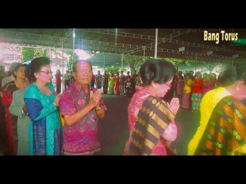 Manortor Batak Toba - Marolop olop Tondingki   Batak Dance