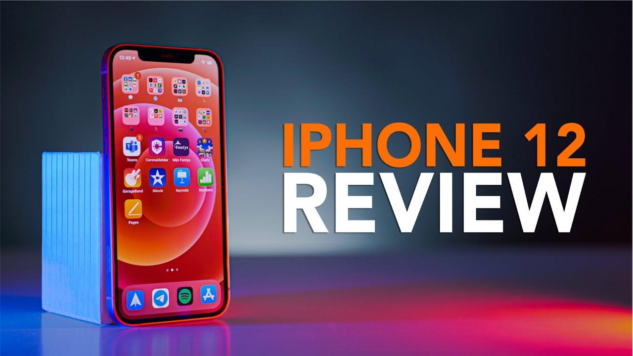 iPhone 12 review: nieuw design, beter scherm en nog veel meer!