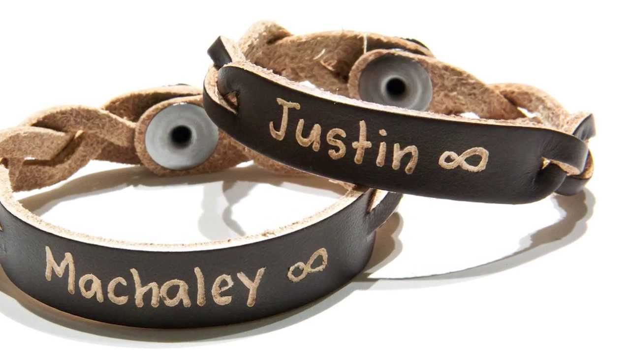 Couples Bracelets For Valentines Day YouTube