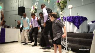 Alma & Charles Winter Park Garden Club Wedding Ceremony