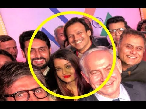 Aishwarya Rai And Vivek Oberoi Clicked Selfie Together