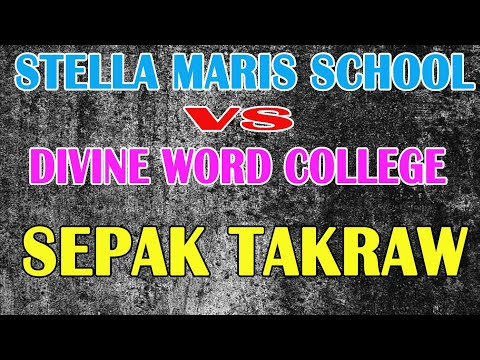 Stella Maris School vs Divine Word College of San Jose