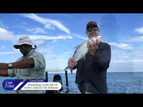 Bonefishing With Licenced Guide, Zona