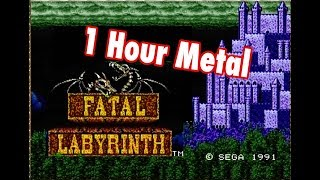 1 Hour Metal Music at Fatal Labyrinth