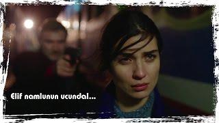 Kara Para Aşk 36.Bölüm | Elif, Hüseyin'in namlusunun ucunda!..