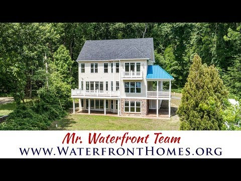 For Sale - Magothy River Waterfront | 489 Edgewater Road, Pasadena, MD, 21122 | Mr. Waterfront Team