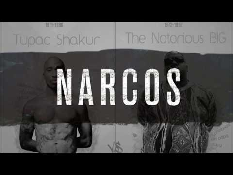 [FREE] Tupac   The Notorious B.I.G Type Beat - Narcos (Prod. by Khronos Beats)