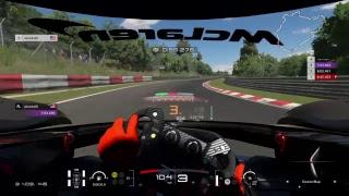 Gran Turismo Sport Nurburgring, McLaren Ultimate Vision GT