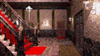 Mansion of Hidden Souls (Sega CD) Playthrough - NintendoComplete