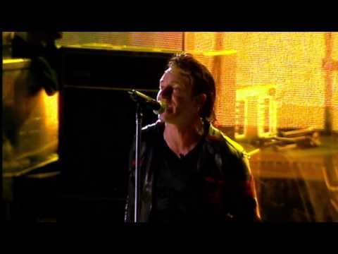 U2 - All I Want Is You + Streets + Mysterious Ways + Pride (Slane Castle 2001) HD