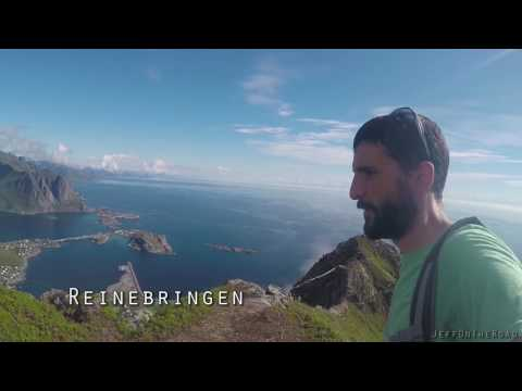 Nordkapp 2016: Cycling from Belgium to the North Cape