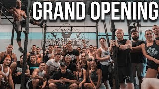 Grand Opening of Long Island Barbell Club
